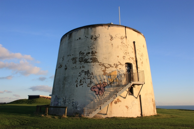Martello Tower #3