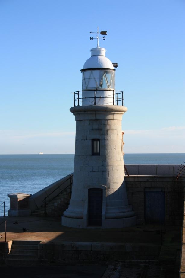 Folkestone Harbour Lighthouse