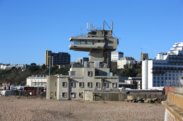 Folkestone Harbour Control Tower