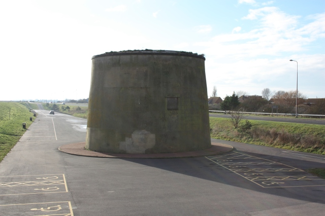 Martello Tower 25