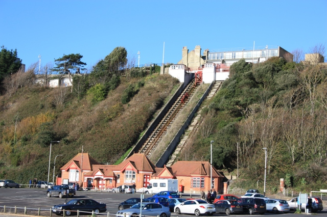 Folkestone Leas Lift
