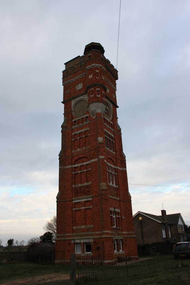 Littlestone Water Tower