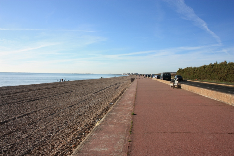 The Promenade to Hythe