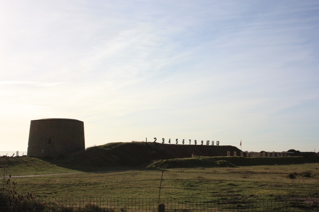Hythe Firing Ranges and Martello Tower 14