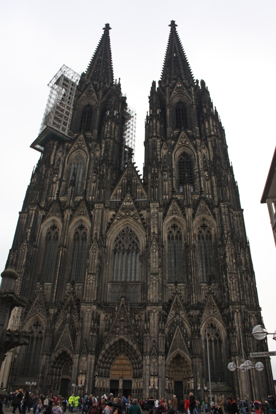 Cologne Cathedral, West Fascia