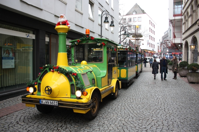 Christmas Markets Train