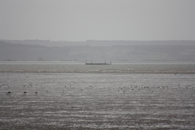 Exposed Mulberry Harbour