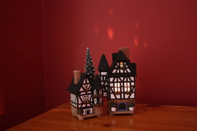 Tealight and Incense Houses