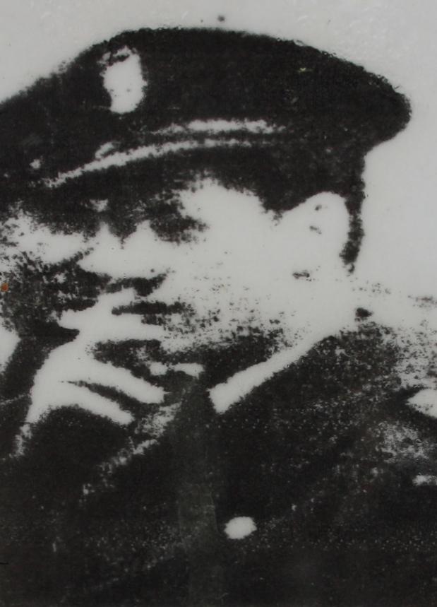 Polish Pilot Mieczyslaw Waskiewicz