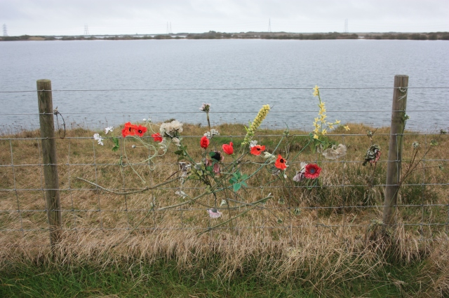 Memorial Dungeness Road