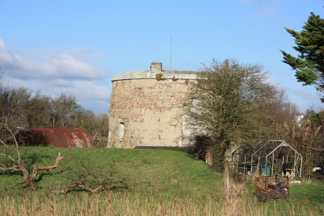 Martello Tower #30