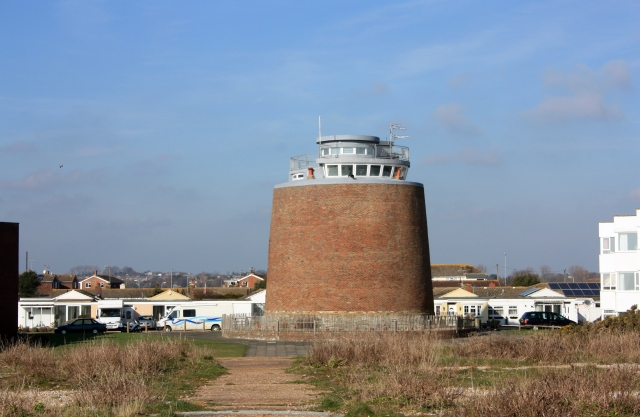Martello Tower #61