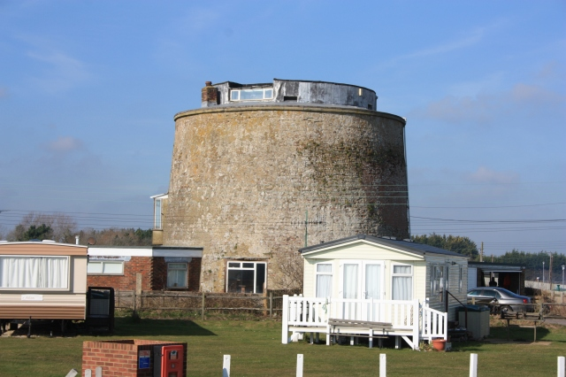 Martello Tower #62