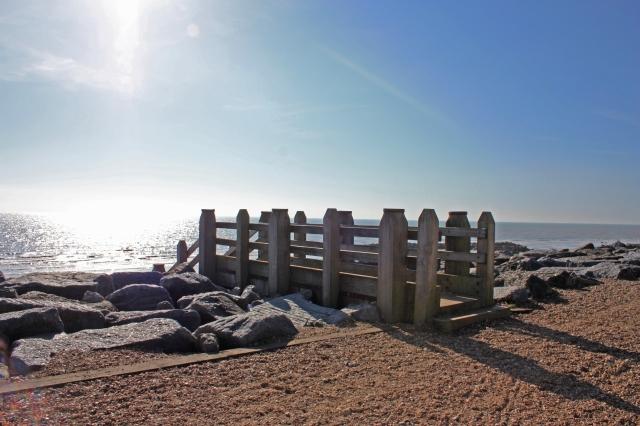 Bulverhythe Beach