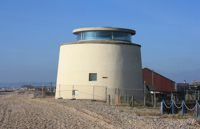 Martello Tower #55