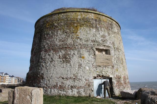 Martello Tower #64