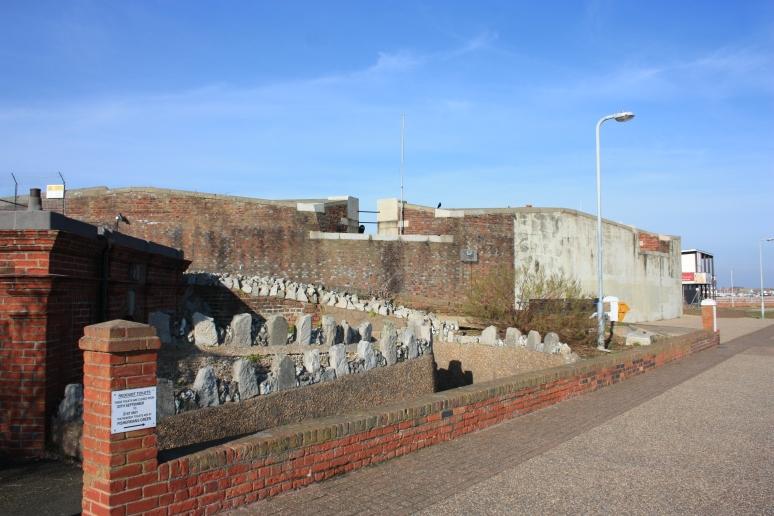 Eastbourne Redoubt