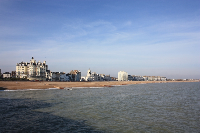 View East from Eastbourne Pier