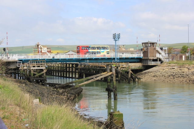 Newhaven Swing Bridge