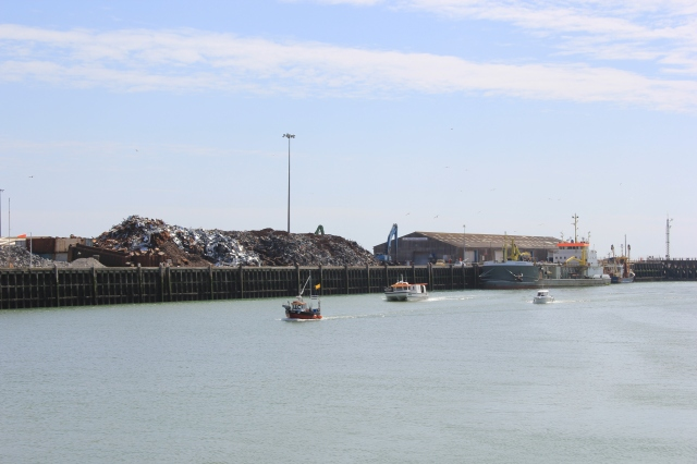 Industrial Activities at Newhaven Harbour