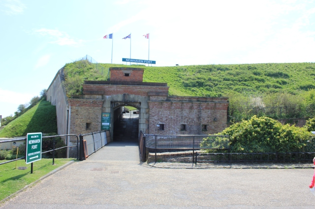 Newhaven Fort Entrance