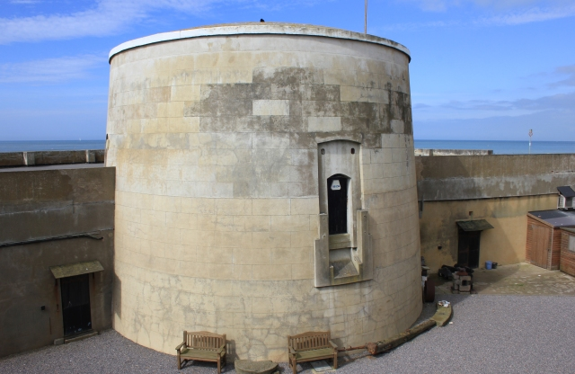 Martello Tower #74