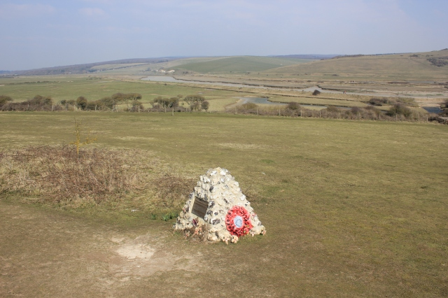 Cuckmere Valley Memorial to Canadian Company