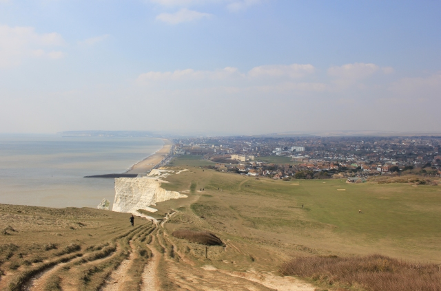Approaching Seaford
