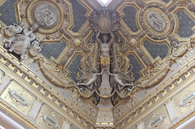 Another Louvre Ceiling