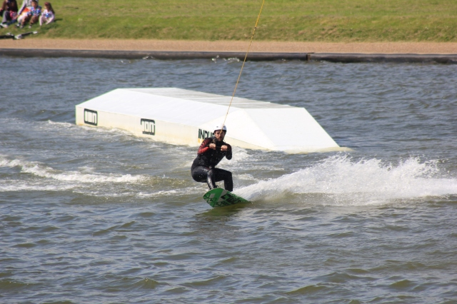 Watersports at Hove Lagoon