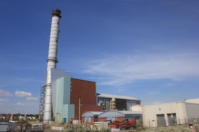 Shoreham Power Station