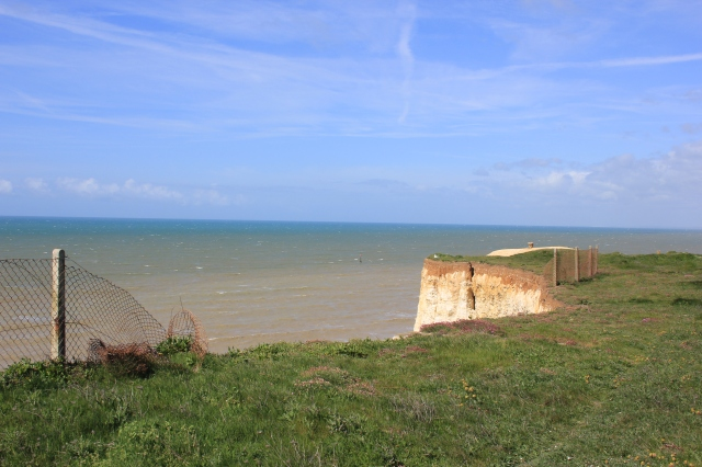Telscombe Cliffs Coastal Erosion