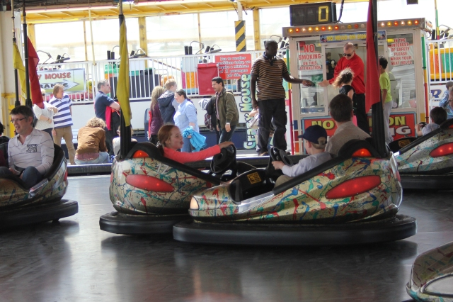 Dodgems cropped