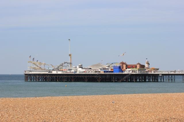 Brighton Pier Head