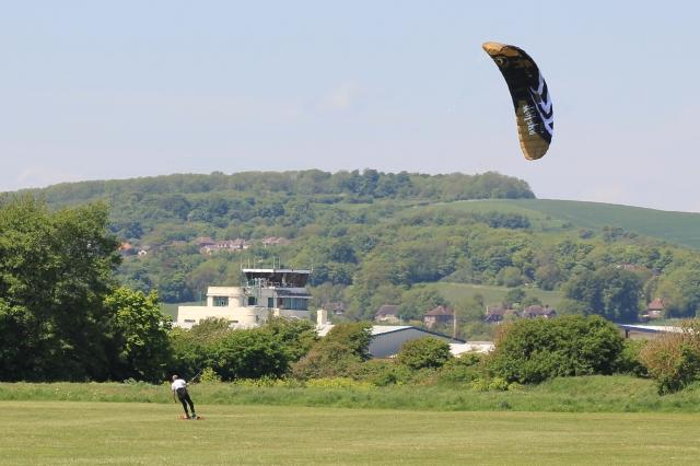 Kitesurfer cropped