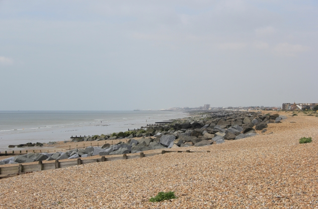 Looking towards Worthing
