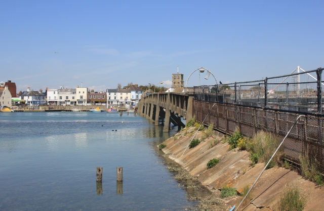 Shoreham Footbridge