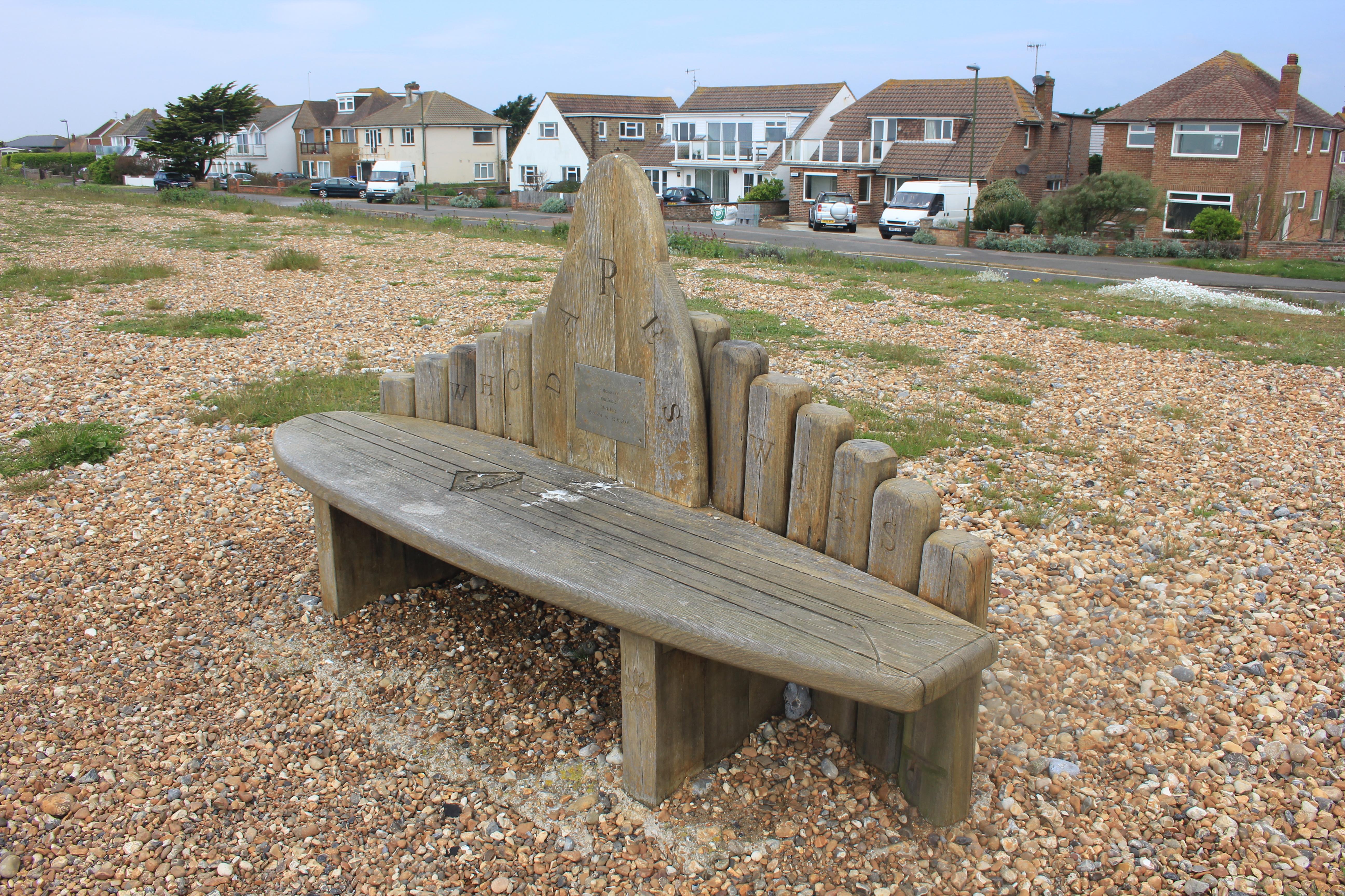 54a Shoreham Beach Part Iii The Coastal Path