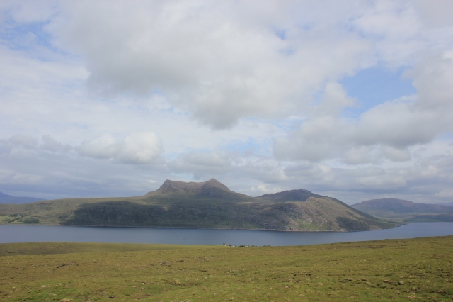 Looking Across Little Loch Broom