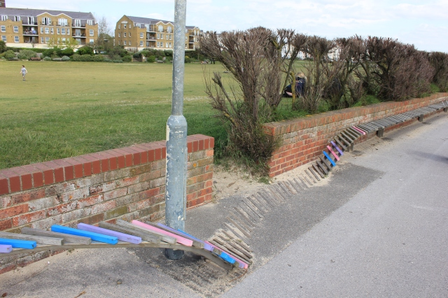 Not-The-World's Longest Bench