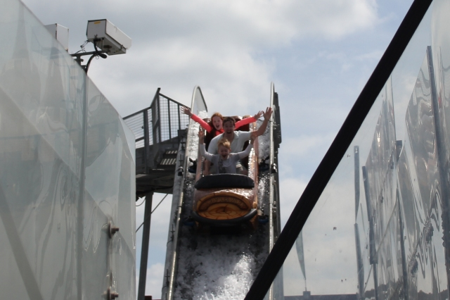 Littlehampton Log Flume cropped
