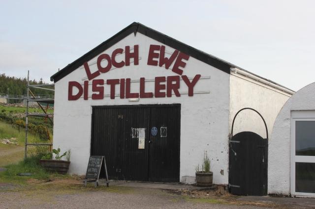 Loch Ewe Distillery