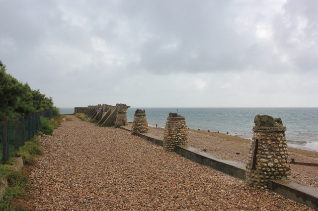 Selsey Bill Coastal Defences