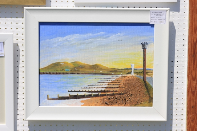Littlehampton Seafront by Jane Pesterfield