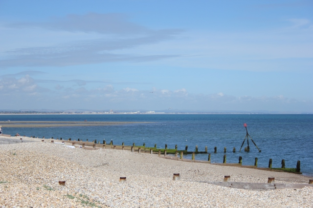 The View across to Bognor Regis that Inspired the Theme to Desert Island Discs