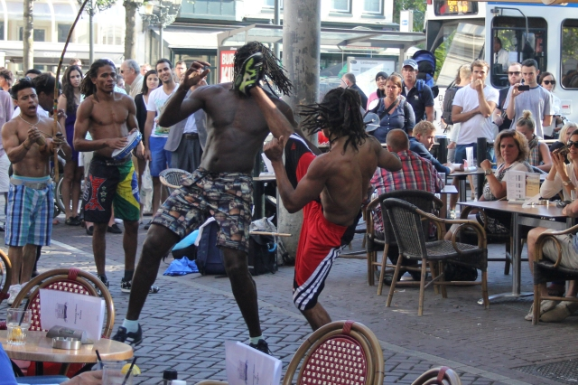 Leidesplein Street Entertainers
