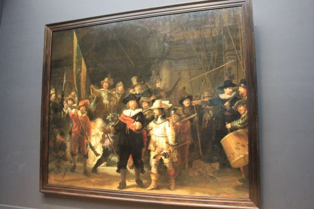 "Rembrandt's ""The Night Watch"""