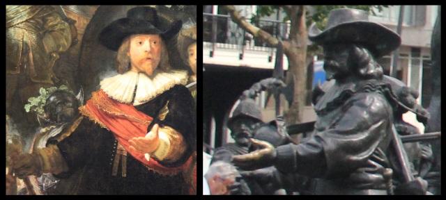 Rembrandtplein Comparison #1
