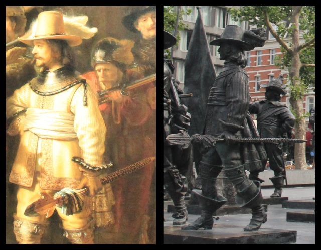 Rembrandtplein Comparison #2