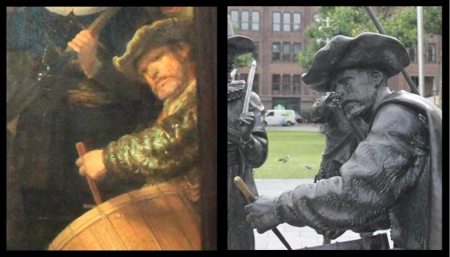 Rembrandtplein Compare #3